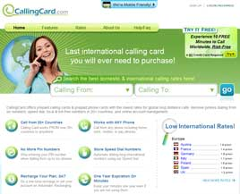 CallingCard.com review